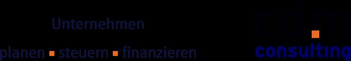 r.d.m-consulting Logo